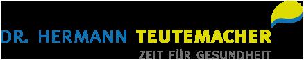 Dr. Hermann Teutemacher - Zeit für Gesundheit